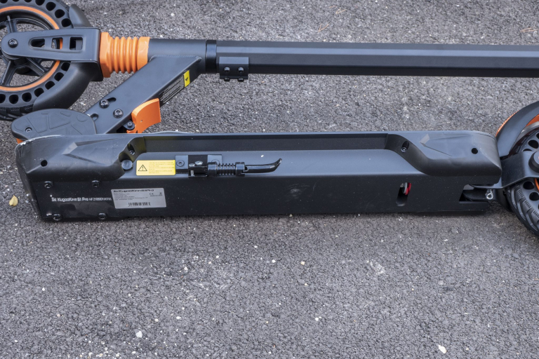 KugooKirin S1 Pro elektromos roller teszt 12
