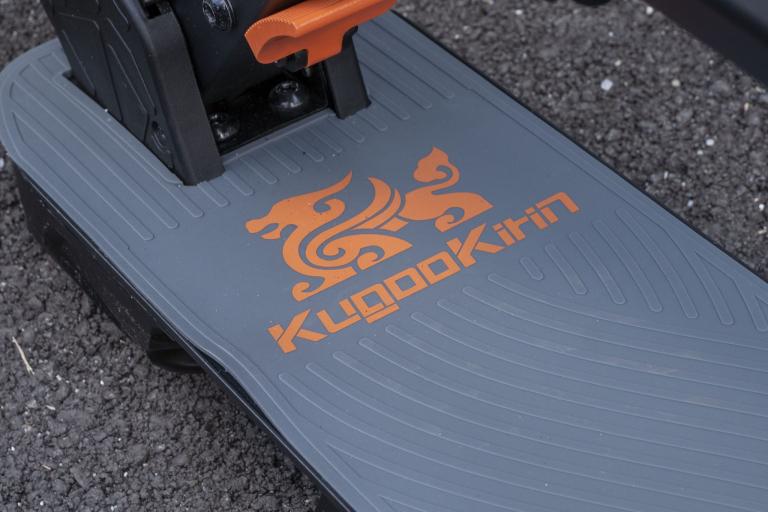KugooKirin S1 Pro elektromos roller teszt 17