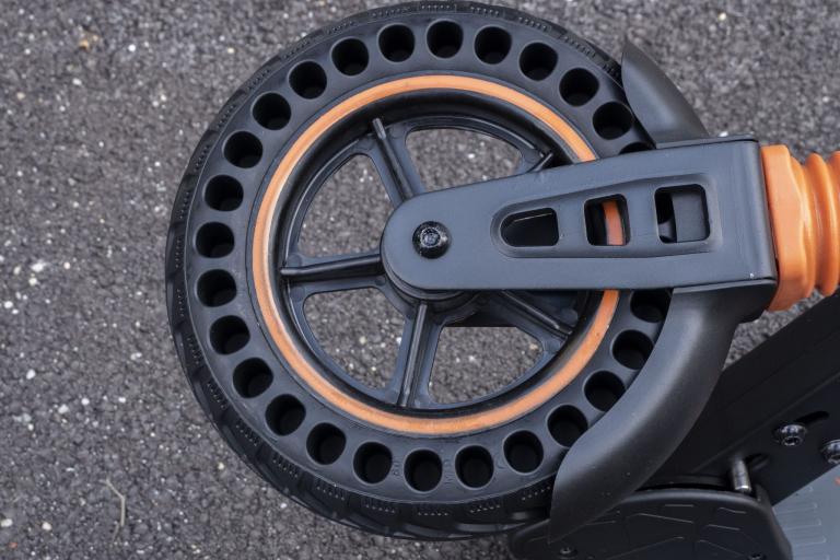 KugooKirin S1 Pro elektromos roller teszt 18