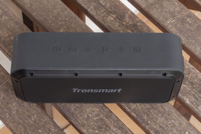 Tronsmart Force Pro BT hangszóró teszt 5
