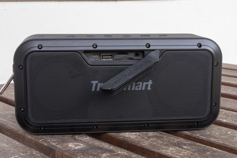 Tronsmart Force Pro BT hangszóró teszt 8
