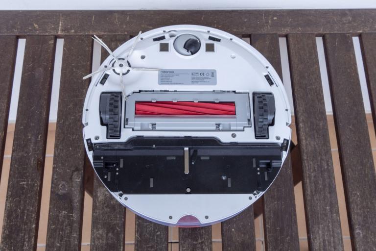 Roborock S7 robotporszívó és dokkoló teszt 12