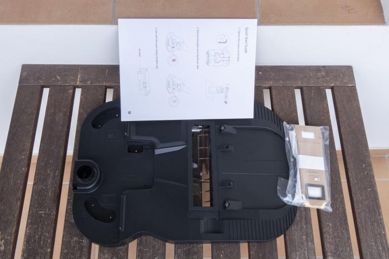 Roborock S7 robotporszívó és dokkoló teszt 18
