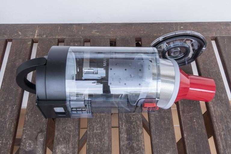 Roborock S7 robotporszívó és dokkoló teszt 29