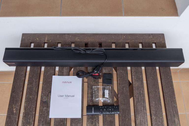 BlitzWolf AA-SAR3 hangprojektor teszt 3