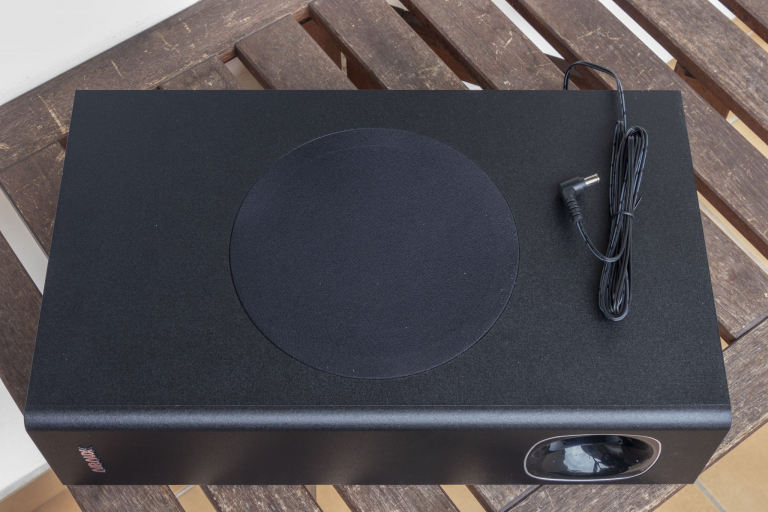 BlitzWolf AA-SAR3 hangprojektor teszt 6