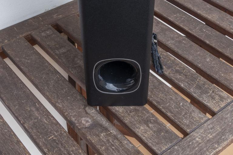 BlitzWolf AA-SAR3 hangprojektor teszt 7