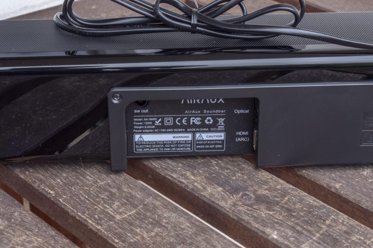 BlitzWolf AA-SAR3 hangprojektor teszt 9