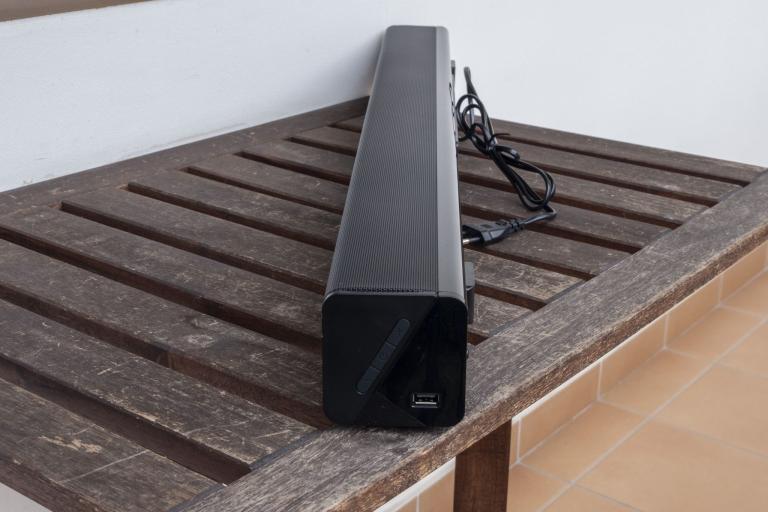 BlitzWolf AA-SAR3 hangprojektor teszt 12