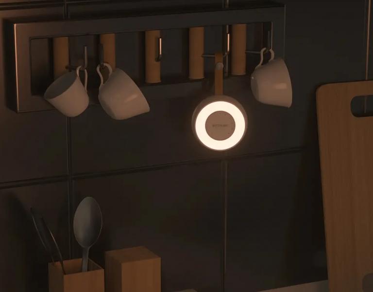 2500 forint az örök kedvenc aksis BlitzWolf éjjeli lámpa 2