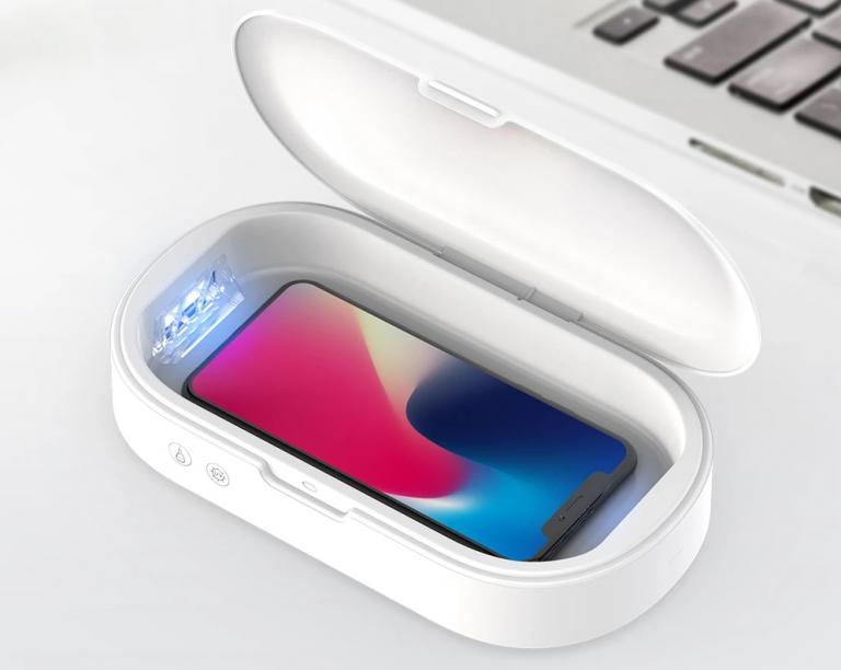 UV sterilizáló box rendelhető alacsony áron 2