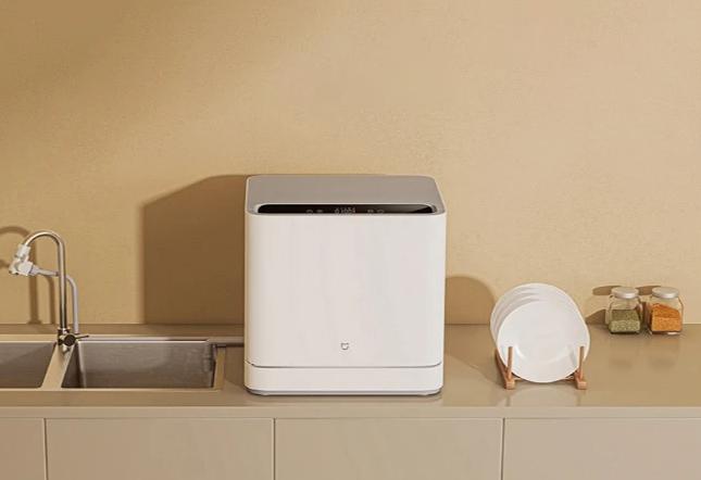 A Xiaominak is van kicsi, asztali mosogatógépe 6