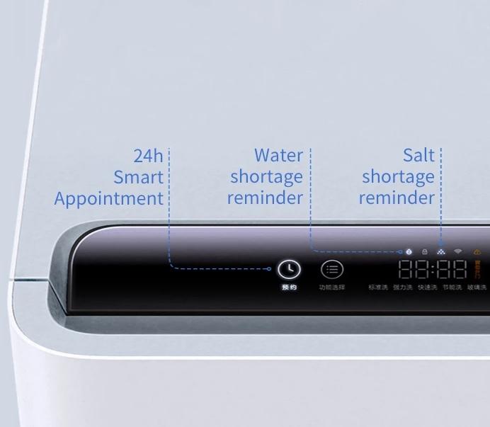 A Xiaominak is van kicsi, asztali mosogatógépe 5