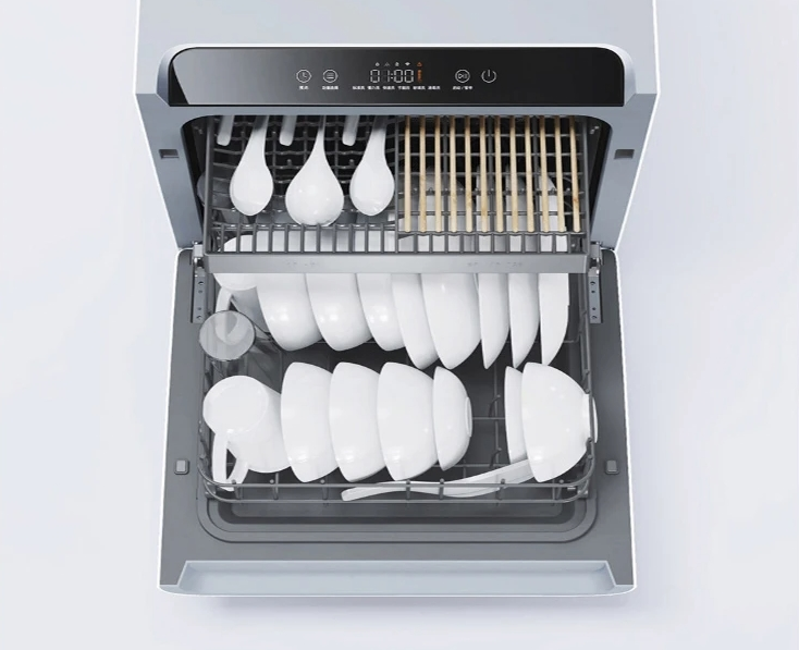 A Xiaominak is van kicsi, asztali mosogatógépe 4