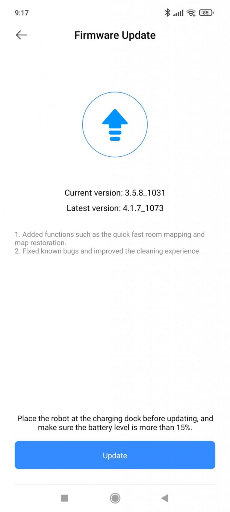 Xiaomi Dreame L10 Pro robotporszívó teszt 20
