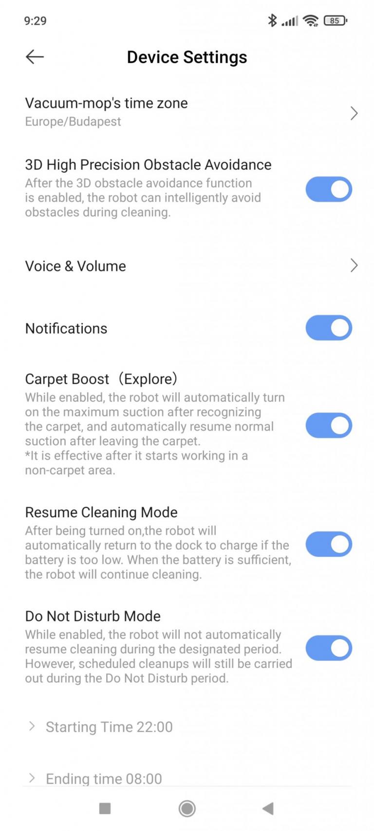 Xiaomi Dreame L10 Pro robotporszívó teszt 21