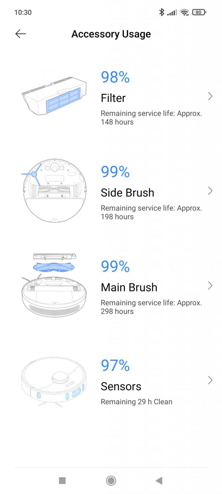 Xiaomi Dreame L10 Pro robotporszívó teszt 31
