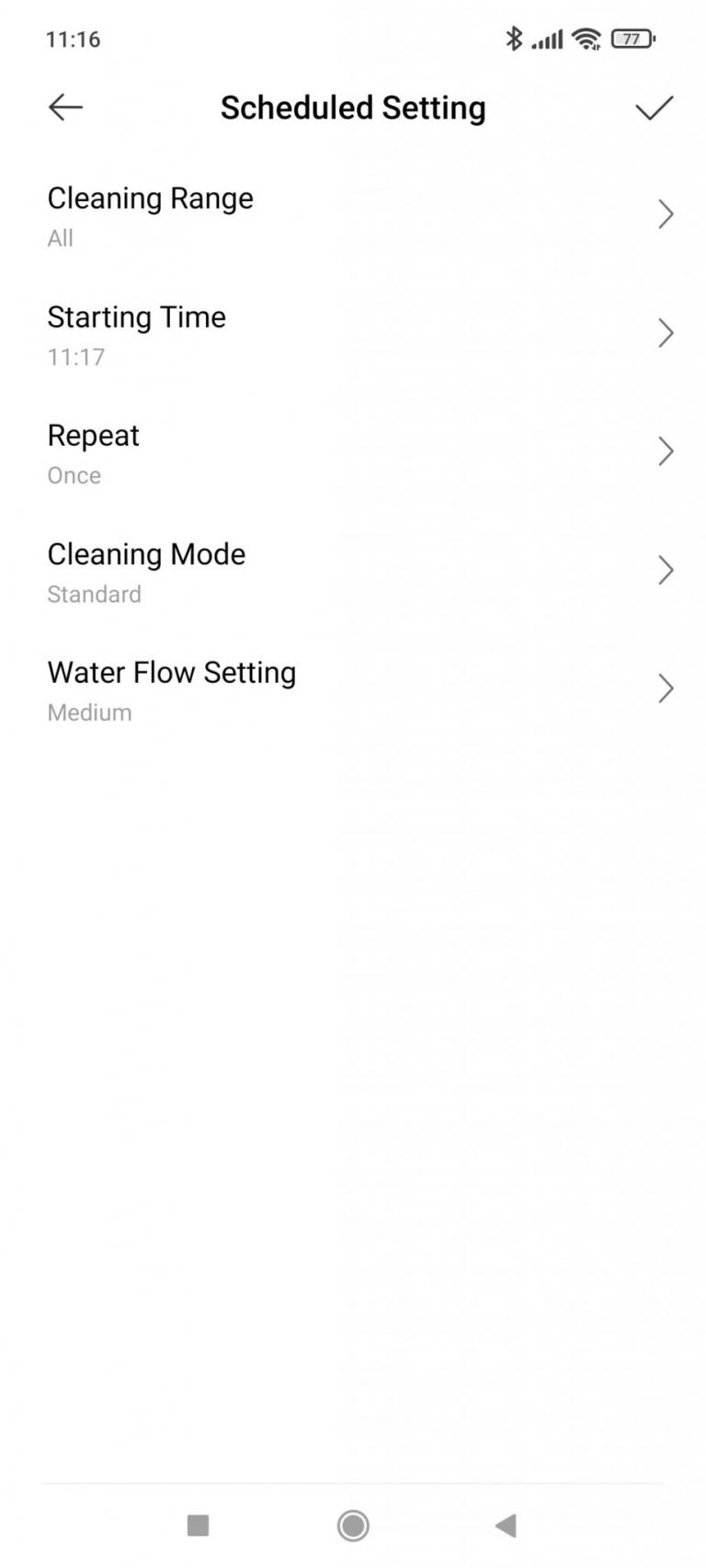 Xiaomi Dreame L10 Pro robotporszívó teszt 34