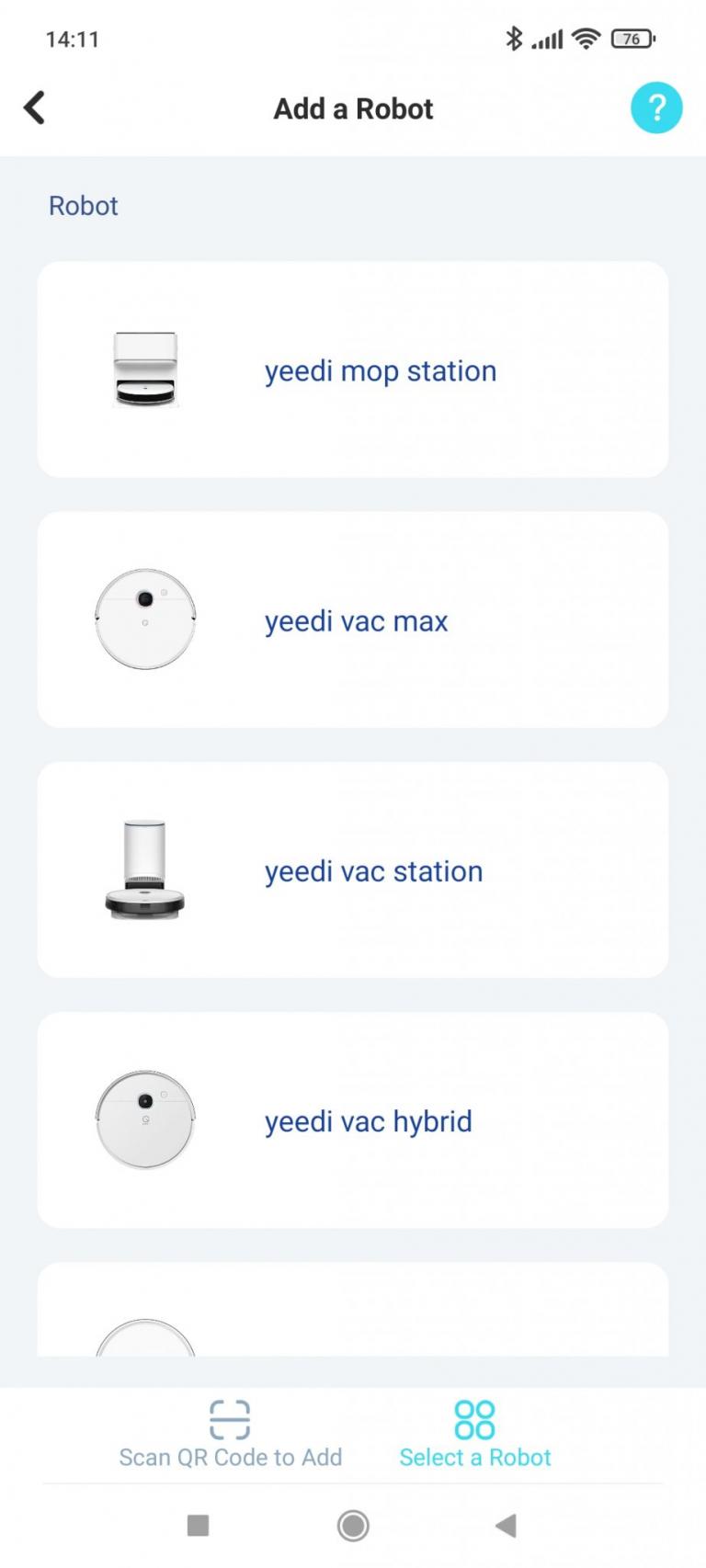 Yeedi robotporszívó és felmosóállomás teszt 26