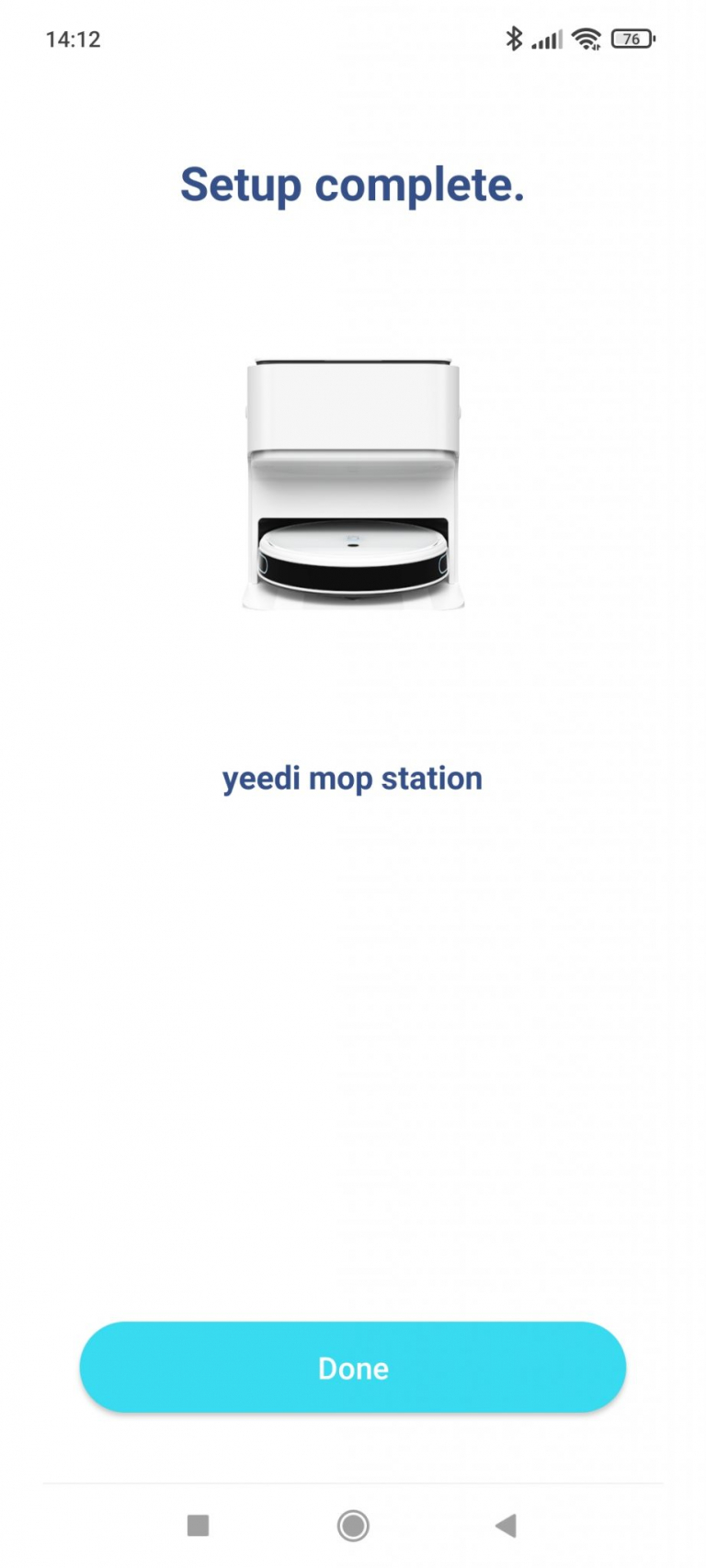 Yeedi robotporszívó és felmosóállomás teszt 27