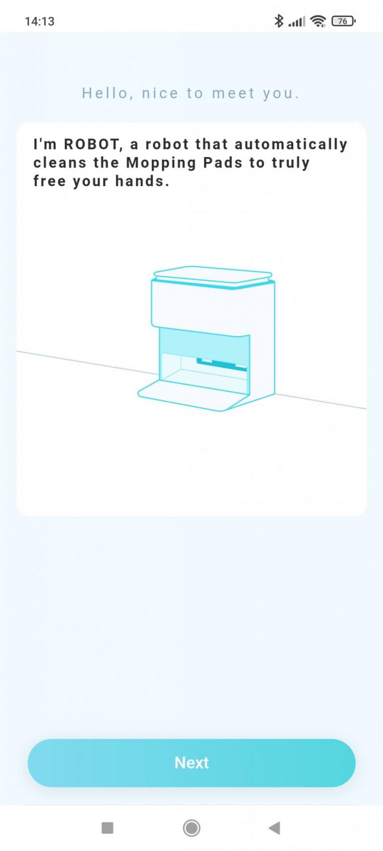 Yeedi robotporszívó és felmosóállomás teszt 28