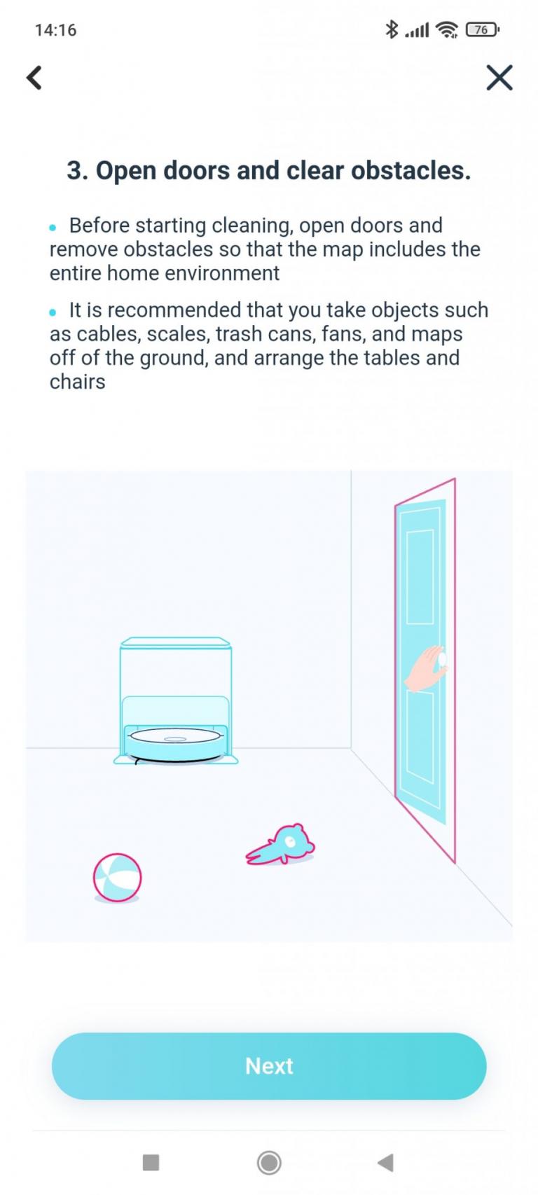 Yeedi robotporszívó és felmosóállomás teszt 33