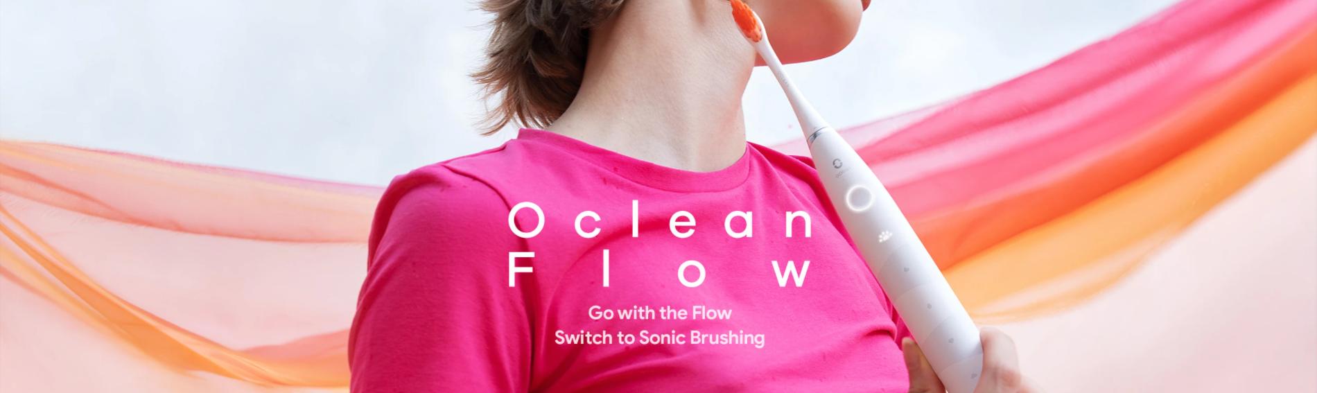 Oclean Flow szónikus fogkefe teszt 10