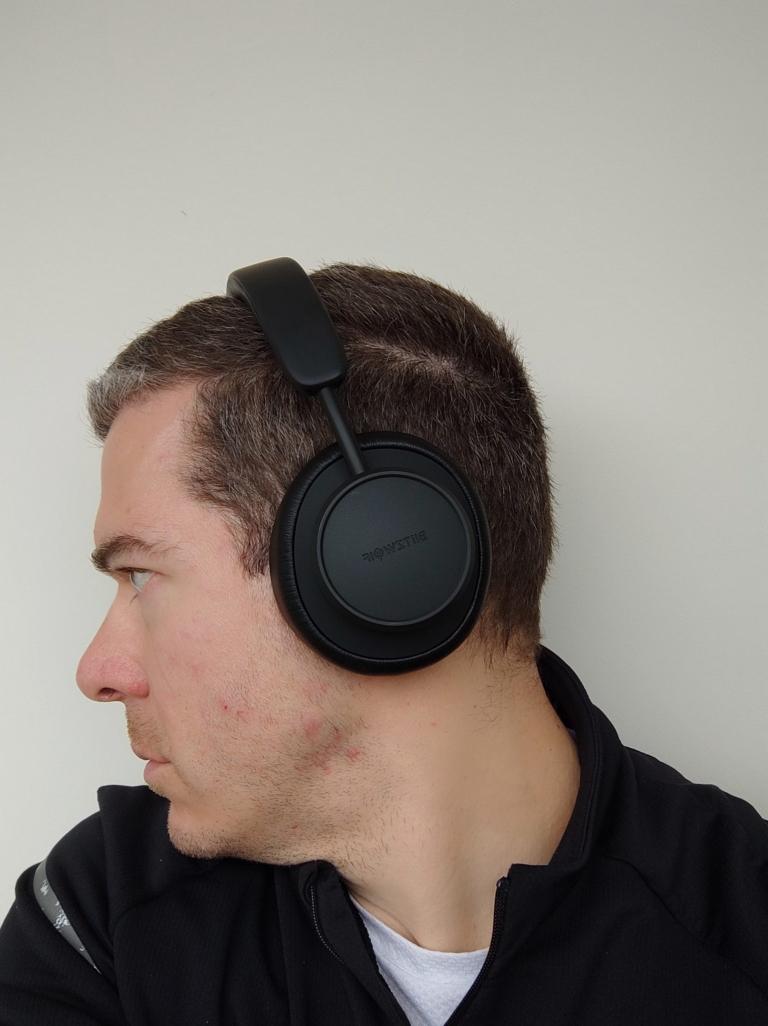 BlitzWolf BW-ANC5 zajszűrős fejhallgató teszt 11