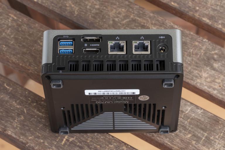MinisForum EliteMini UM700 mini PC teszt 8