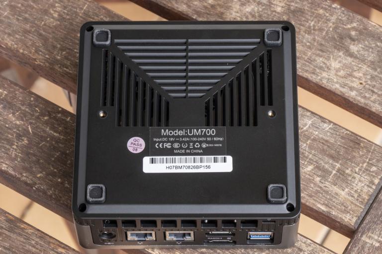 MinisForum EliteMini UM700 mini PC teszt 9