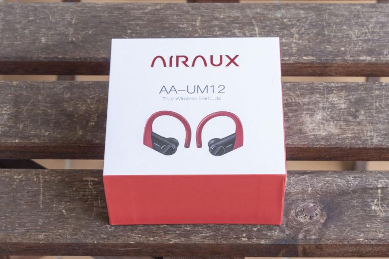 BlitzWolf AirAux AA-UM12 sportfülhallgató teszt 2