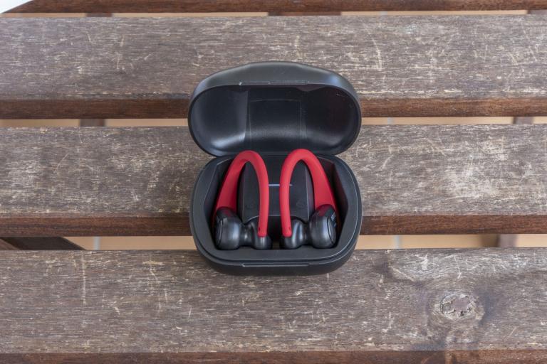 BlitzWolf AirAux AA-UM12 sportfülhallgató teszt 4