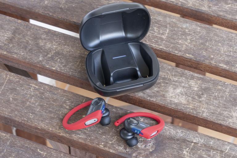 BlitzWolf AirAux AA-UM12 sportfülhallgató teszt 5