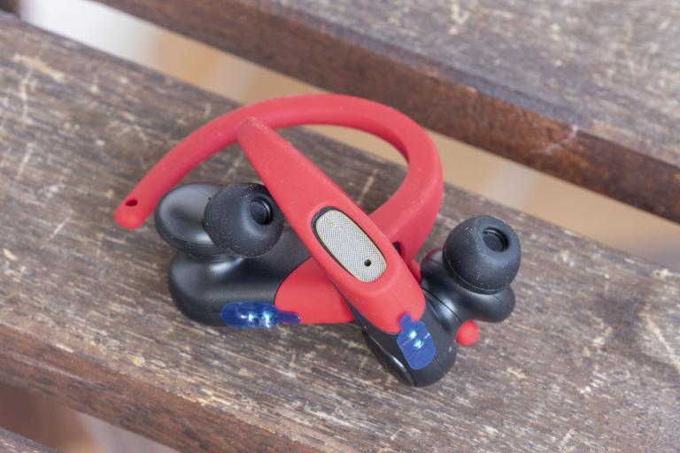 BlitzWolf AirAux AA-UM12 sportfülhallgató teszt 7
