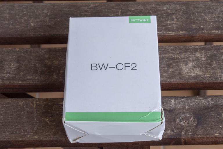 BlitzWolf BW-CF2 autós telefontartó teszt 2