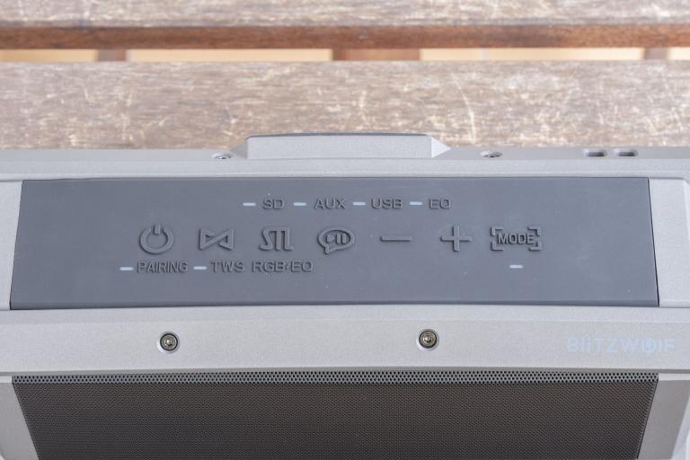 BlitzWolf BW-WA3 BT hangszóró teszt 5