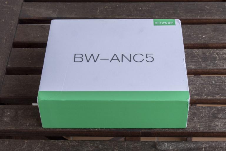 BlitzWolf BW-ANC5 zajszűrős fejhallgató teszt 2