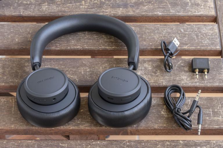 BlitzWolf BW-ANC5 zajszűrős fejhallgató teszt 5