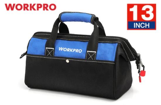 Workpro szerszámostáskák akcióban 2