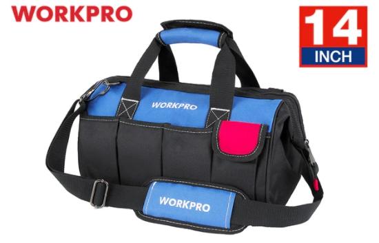 Workpro szerszámostáskák akcióban 3