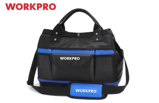 Workpro szerszámostáskák akcióban 4